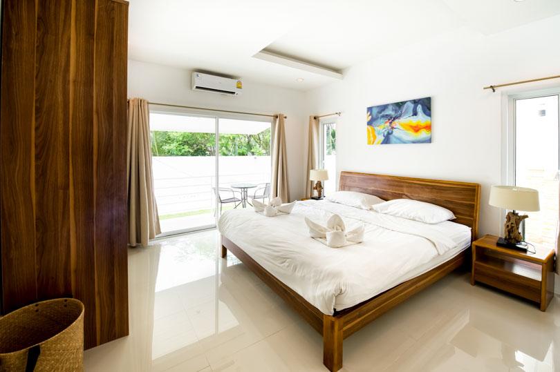 feriehus soveværelse