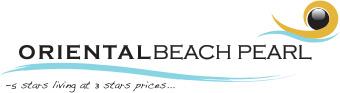 Oriental Beach Pearl logo