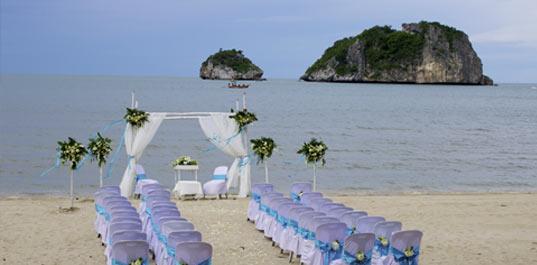 bryllup i Thailand
