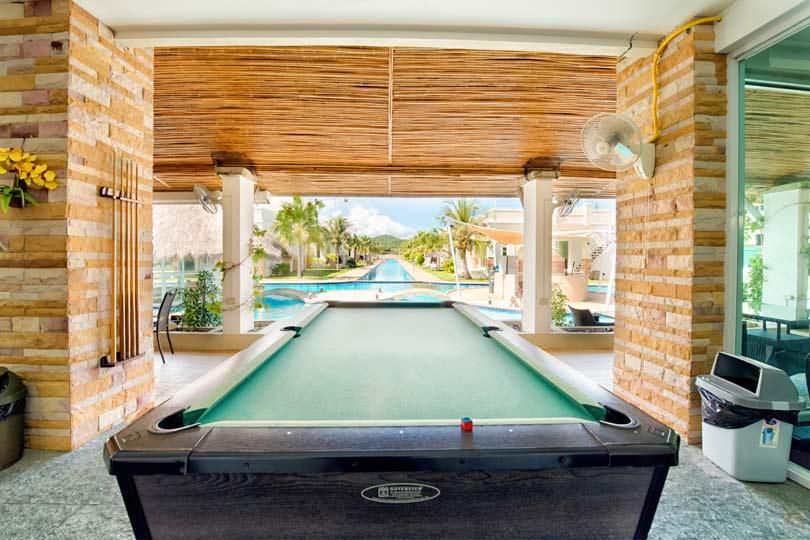 pool-bord