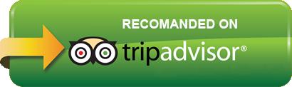 recomanded on Tripadvisor