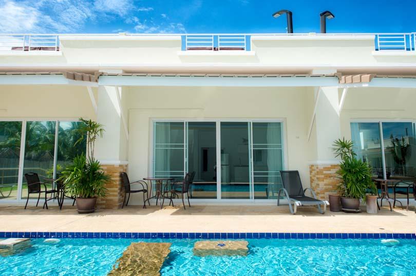 Lotus pool villa Hua Hin