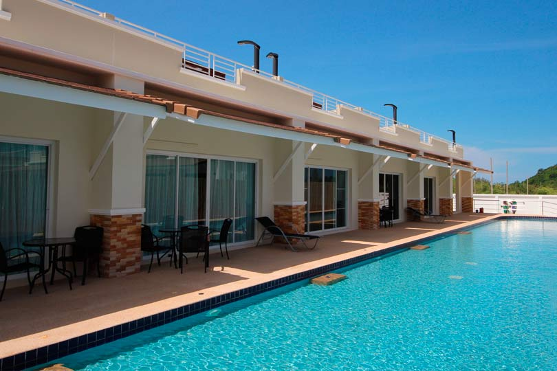 Pool villa in Hua HIn with 1 bedroom