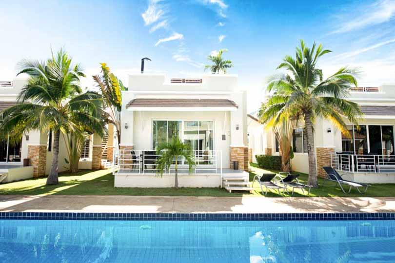 pool villas for rent in Hua Hin