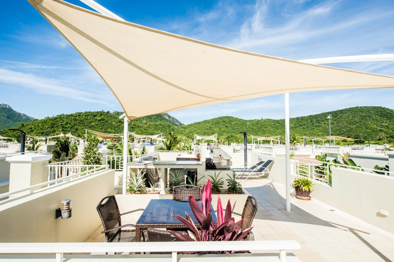 Hua Hin villa with view